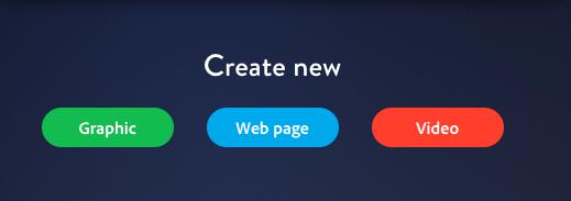 create now-optionen