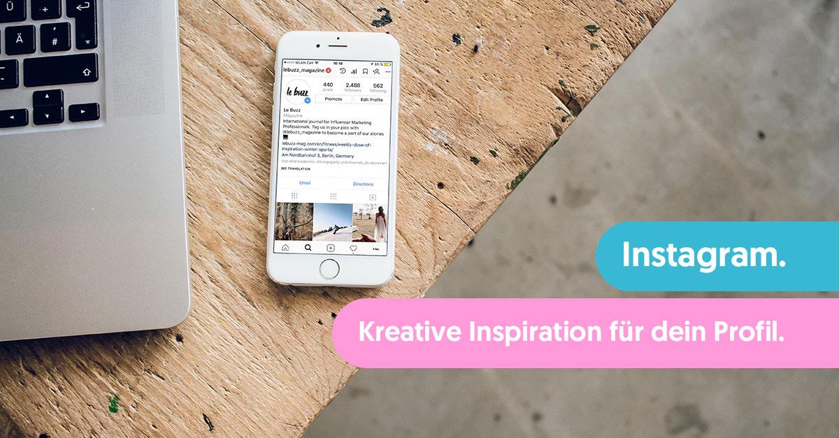 Crowdmedia blog instagram inspiration