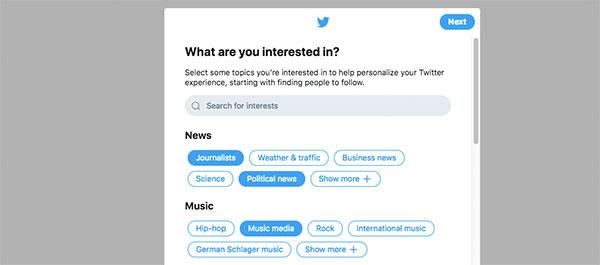 twitter-interessen