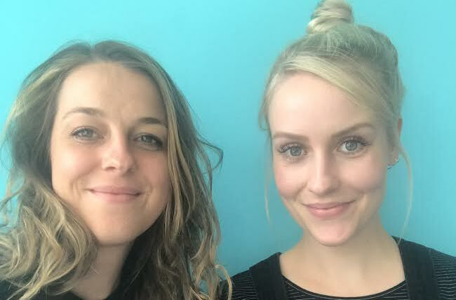 Anna-Carina Kruse & Jasmin Spitzer