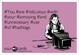 Hashtag-Meme