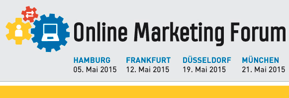 Ticket für das Online Marketing Forum in Hamburg gewinnen