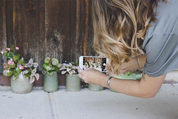 Smartphone-fotografie-blumen