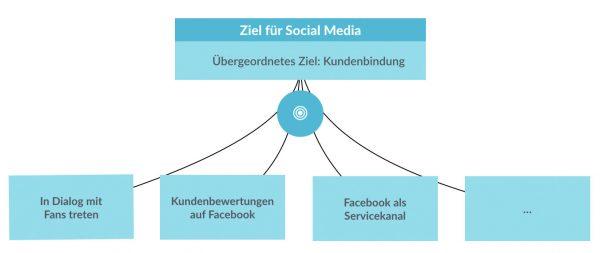 Social-Media-Ziele